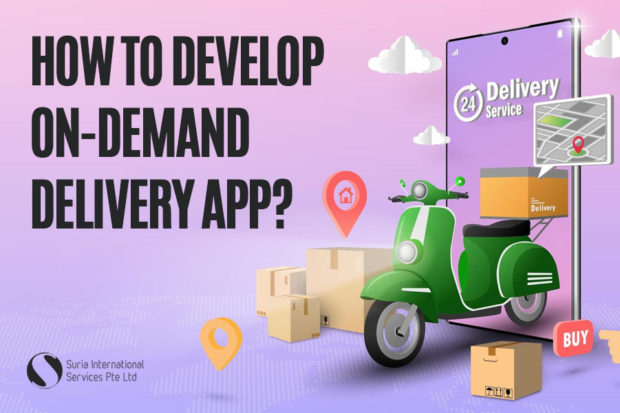 How On-demand App Benefits Courier and Logistics Sector